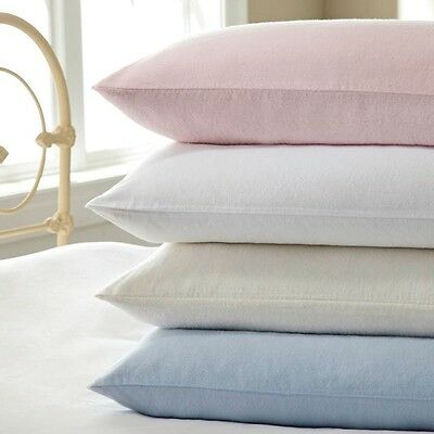 Love2Sleep 100% BRUSHED COTTON THERMAL FLANNELETTE FITTED SHEET