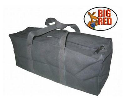 TENT PEG & ROPE BAG - 450mm long - HEAVY DUTY - 14oz. CANVAS