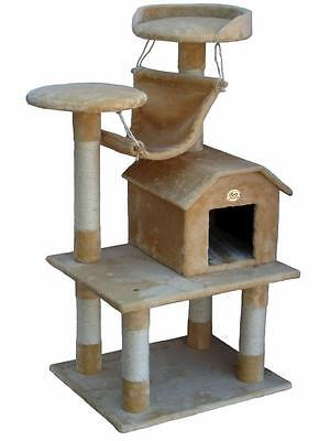 Cat Tree House Toy Bed Scratcher Post Furniture F63