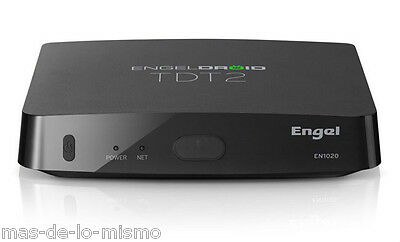 SmartTV Box Android Engel EngelDroid 1020 Reproductor Full-HD WiFi Receptor TDT2