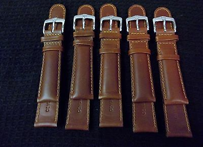 20Mm**lot Of 5 Wenger Swiss Army*eddie Bauer 7  1/2 Inch Watchbands**deal**