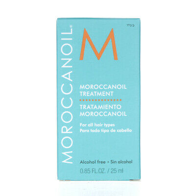 MoroccanOil Treatment Original 0.85oz/25ml NEW IN BOX Fresh FAST SHIP
