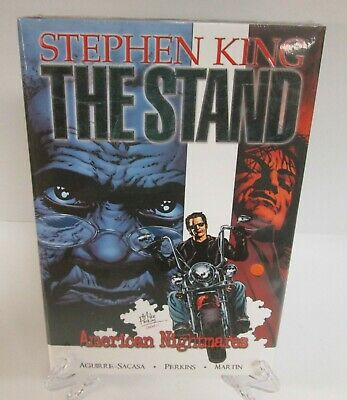 Stephen King The Stand: American Nightmares New Marvel HC Hard Cover Sealed