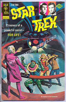 1975 GOLD KEY COMIC BOOK #31 Star Trek The Original Series VERY FINE+ Condition!