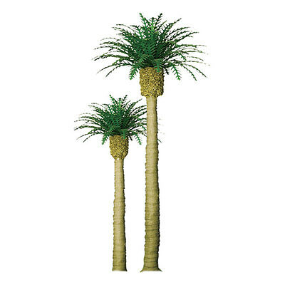 "Jtt Scenery 94352 Professional Series 1.5"" Phoenix Palm Trees  Z-Scale  Jtt94352"