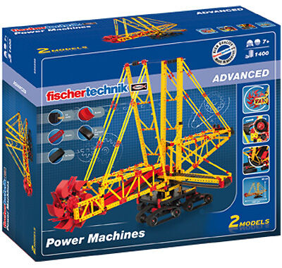 Fischer Technik Fischertechnik Advanced Power Maschines