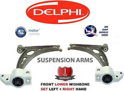 Vw Scirocco 2007-2009 2.0Tdi 2.0Tfsi  Front Lower  Left+Right Wishbone Arms Set