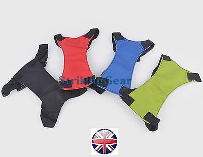 Adjustable Dog Puppy Pets  Harness Vest Safety Car Running 3 Sizes - SALE !