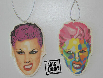 PINK AIR FRESHENERS P!nk australia - miss out on tickets ? keep her in your car