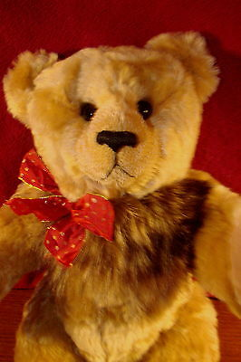 "Bearly Eva's Den ""jebruder"" Mohair Bear With Growler-Limited Edition"
