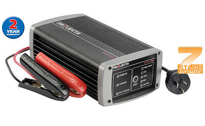 Projecta 12V 10Amp 7 Stage Battery Charger P# Ic1000