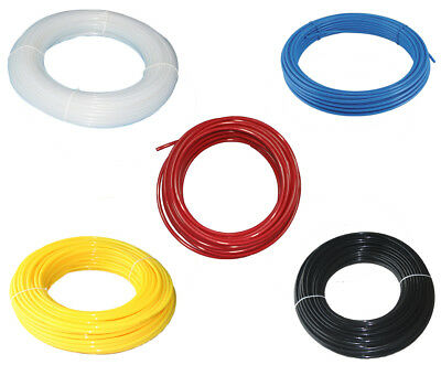Flexible Nylon Pneumatic Tubing Airline Pipe - Air, Oil & Fuel Resistant