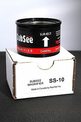 Subsee +10 Diopter Magnifier Close-up Lens