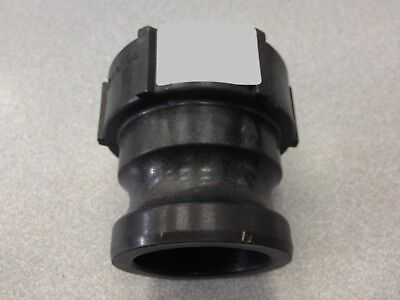 """Cam Action Coupler, 2""""a Male Adapter X Female Thread, P#61239 Norwesco Camlock"""