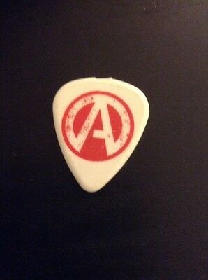 Atreyu Tour Guitar Pick Red