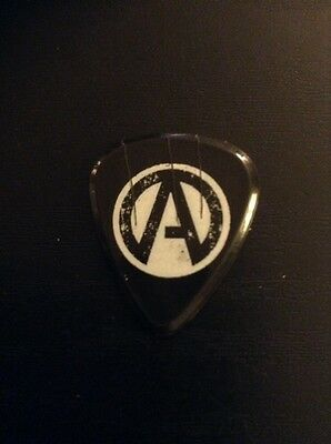Atreyu Tour Guitar Pick Black