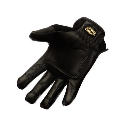 Setwear Pro Leather Glove Black XS-XXL stage tech theater choose your size