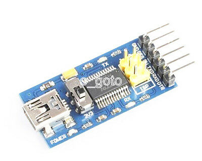 FT232RL USB to Serial adapter module USB TO 232 for Raspberry pi Arduino