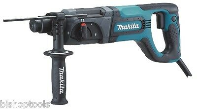 """Makita HR2475 Corded 1"""" SDS+ PLUS Combination Chipping or Rotary Hammer Drill"""