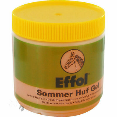 Effol Hoof SUMMER GEL Dressing Ointment Grease Natural Oil Horse  500ml