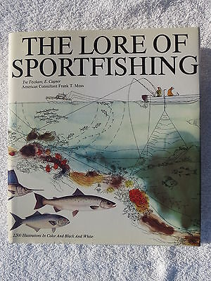 The Lore Of Sportfishing Book Maritime Nautical Marine (#121)