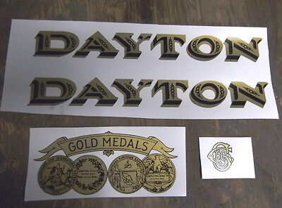 Dayton Computing Candy Scale 166 167 Decals