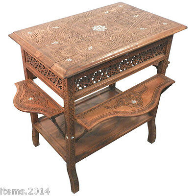 Ancienne Table A The Syrie XIX