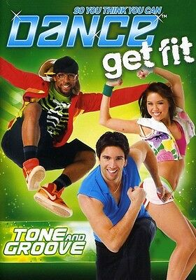 So You Think You Can Dance Get Fit: Tone and Groove (DVD New)