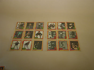 New Kids On The Block  Trading Cards 71 & 86 Missing 1-88 Topps 1989  Mint