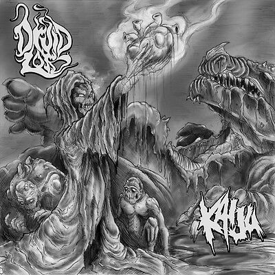 "DRUID LORD (US) / KAIJU (US) ‎– Druid Lord / Kaiju  Vinyl, 7"", Split(Death/Doom)"
