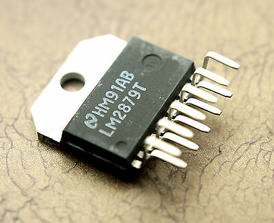 LM2879T Dual 8 Watt  Audio Amplifier  Integrated Circuit National Semiconductor