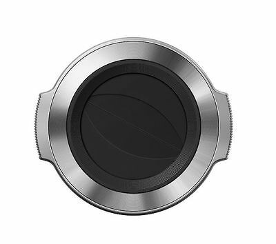 Olympus Automatic opening and closing lens cap LC-37C SLV
