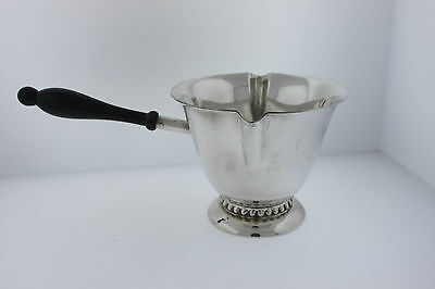 Quaker Sterling Silver Sauce Boat 9524B