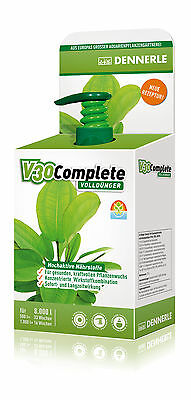 Dennerle Perfect Plant V30 Complete 250 ml Profi-Dünger (10,20€ pro 100 ml )