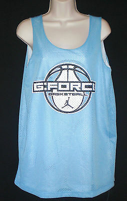 G.Force basketball Jersey Women *Size Medium* #7 Reversible 100%Polyester  Used