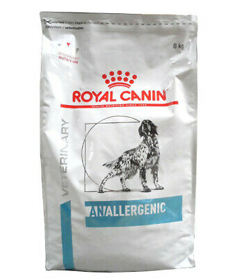 8kg Royal Canin Veterinary Diet Anallergenic AN 18