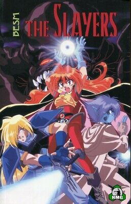 BESM: The Slayers (New)