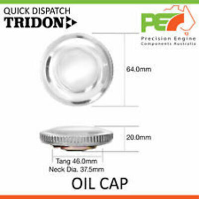 New KE30-50 BU20 TRIDON Diesel Oil Cap For Toyota Corolla Dyna