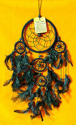 CAPTEUR DE REVE ATTRAPE ATTRAPEUR /DREAM CATCHER COUNTRY NOIR dreamcatcher
