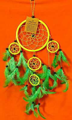 CAPTEUR DE REVE ATTRAPE ATTRAPEUR /DREAM CATCHER COUNTRY VERT dreamcatcher