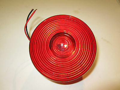 Grote 50852 4 Two-Stud Stop Tail Turn Light License Window