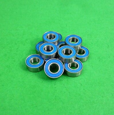 Lot of 12    5 x 11 x 4mm ball bearings for 1:10 RC Tamiya  TT02 HSP Axial etc