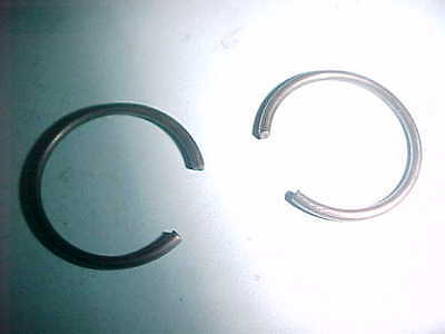 PISTON PIN INNER CIRCLIP 1.0MM X 20.0MM..NEW OLD STOCK.. FITS SEVERAL