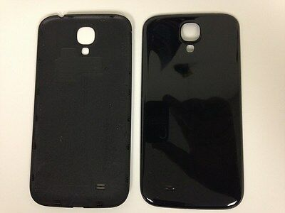 LOT OF 3 USED BATTERY DOOR BACK COVER FOR SAMSUNG GALAXY S4 i9500 BLACK