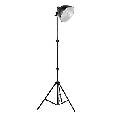 New Photo Studio Photography Video Continuous Sparkler Dome Light Lamp Stand Kit