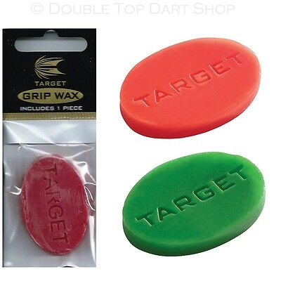 Target Finger Grip Non Slip Dart Wax - Will stop darts slipping in your hands