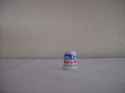 Thimble The House On The Rock Porcelain