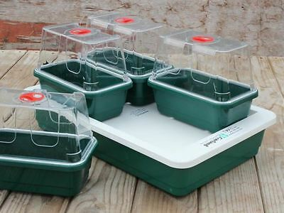 Garland Fab 4 Vented 10W Electric Heated Seed Tray Propagator Unit