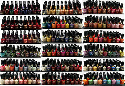 40x JRBeauty Nail Polish / Varnish Enamel Wholesale Job Lot Cosmetics Clearance