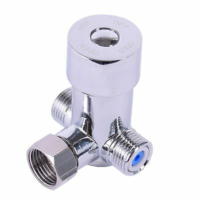 Hot&Cold Water Mixing Valve For Sensor Faucet Thermostatic Temperature Control N
